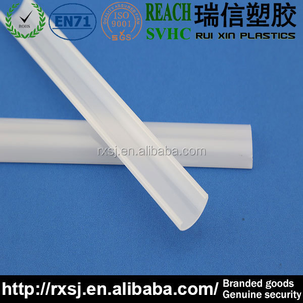 half-round bathroom lights cover tube