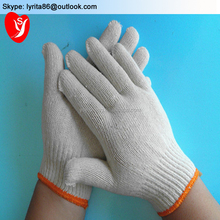 Cotton <strong>safety</strong> working gloves <strong>safety</strong> gloves for construction
