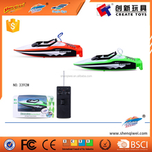 Shantou chenghai toy factory high quality 4ch boat toys remote control for sale