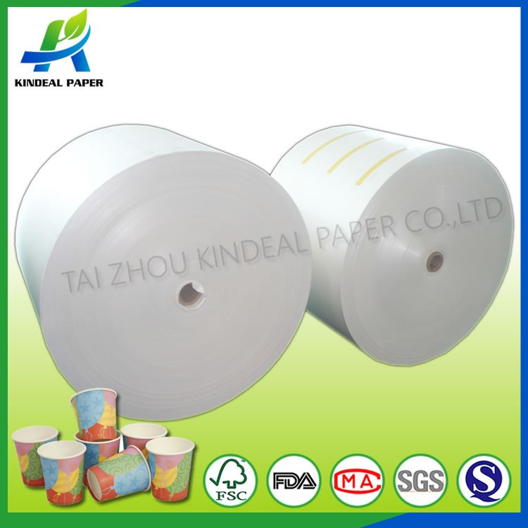 eco-friendly one side glossy printing paper