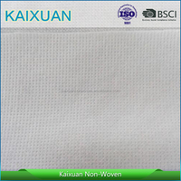 100% polyester nonwoven fabric with stitch bond