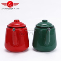 Wholesale 1.5L African Enamel Water Kettle