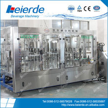 5,000 PET Bottles per hour small 4 in 1 juice filling machine