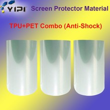 Phone Accessories Mobile Full Cover TPU Material LCD Screen Protector, Best Manufacturer In China PET Film Roll/