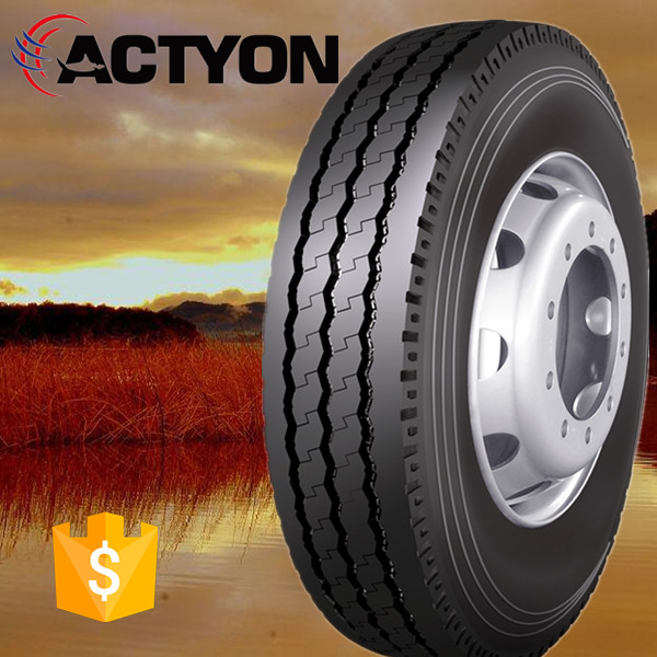 9.00r20 Discount not used wholesale truck tires