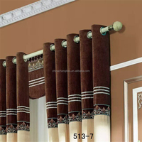 2015 china wholesale ready made curtain,india heritage curtains for gazebos