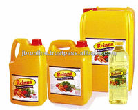 REINNA Brand Pure Vegetable Cooking Oil