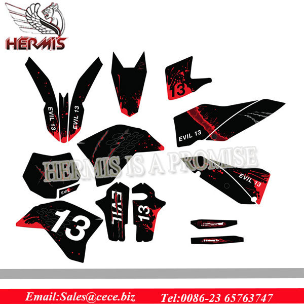 Wholesale bike sticker decal , racing stickers and decals specialized bike decals mo
