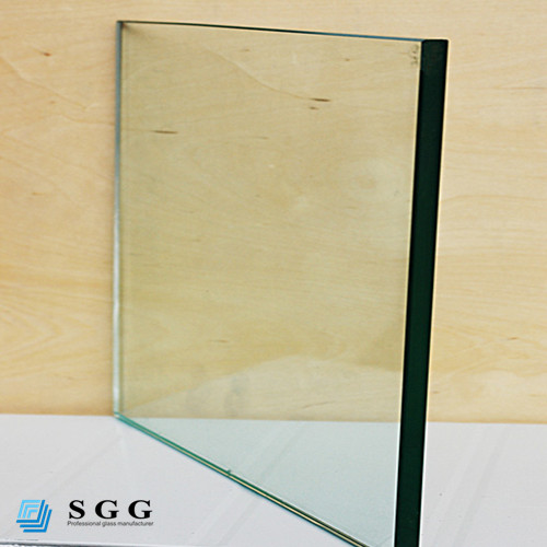 High quality custom size safety toughened glass 12mm thick