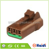 small quantity accept electrical wire gm electrical connectors HD033CA-1.5-21