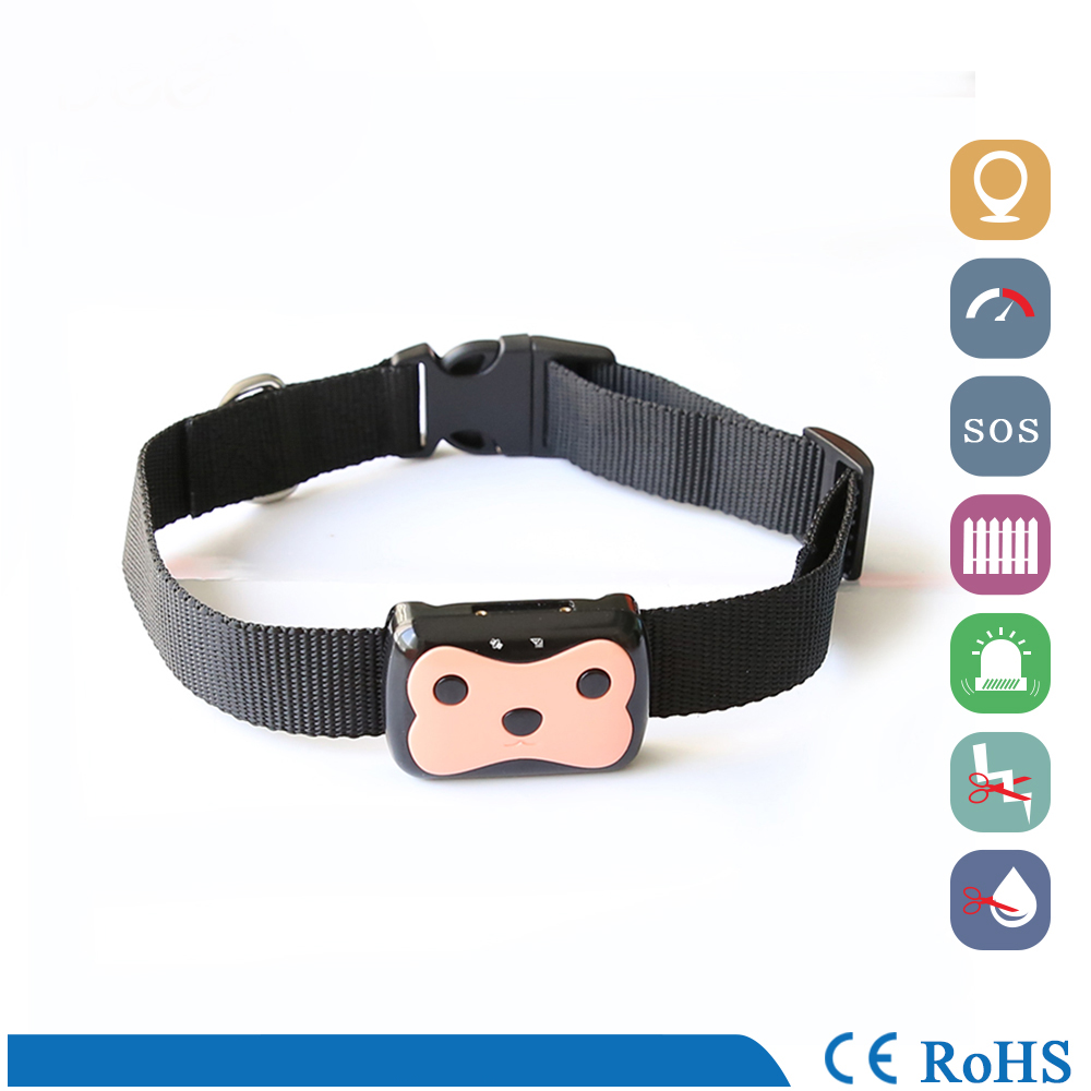 New products D69 classic design tracking pet collar leashes