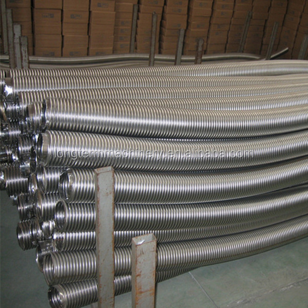 stainless steel metal corrugated hose/tube