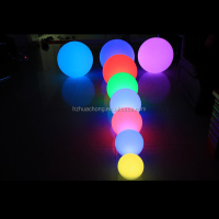 Floating Led Illuminated Swimming Pool Ball Light HC-L007