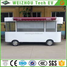 Wholesale Price Electric Fast Food Bus for Sale & Cooking