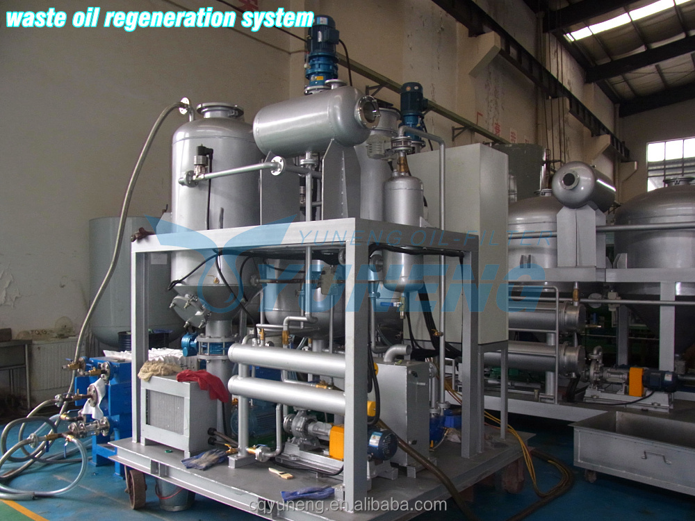 Used Motor Oil Regeneration System All Used Machines For