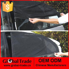2Pcs Car Window Curtain Sunshade . A1344