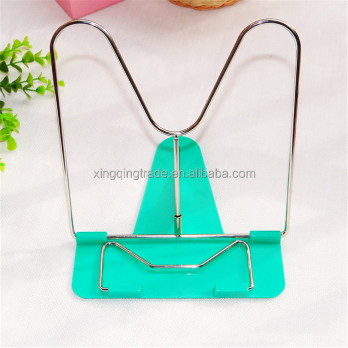 Portable Foldable Reading Adjustable Angle Reading Book Stand Document Holder