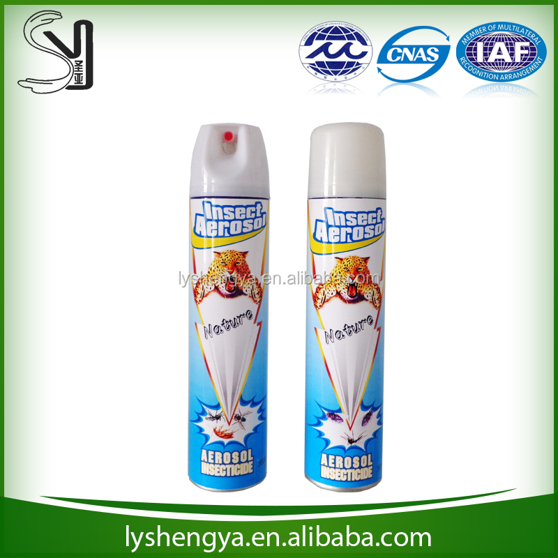 Hot sale Mosquito cockroach fly powerful spray insecticide made in china supplier