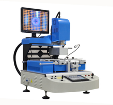High Precision Automatic BGA Rework Station ZS-750 with Intelligent Touch Screen Factory Price