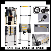 chinese ladder companies producing folding wall shelves and stage ladder