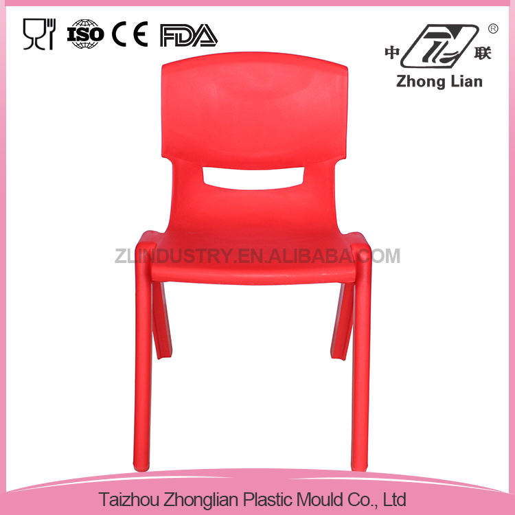 Factory price different color durable school chairs furniture