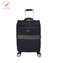 classic luggage bags cases trolley new model with detachable wheels