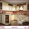 Top quality five star hotel apartment kitchen cabinet