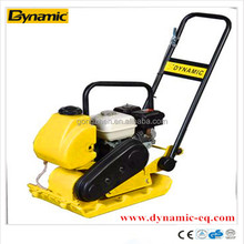 Dynamic Construction machine vibrating Plate compactor best sale Robin