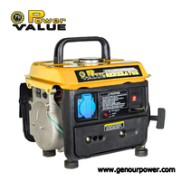 Generator gasoline remote start fuel save soldadura ruedas 800w electrical generator dc power parts ZH950C