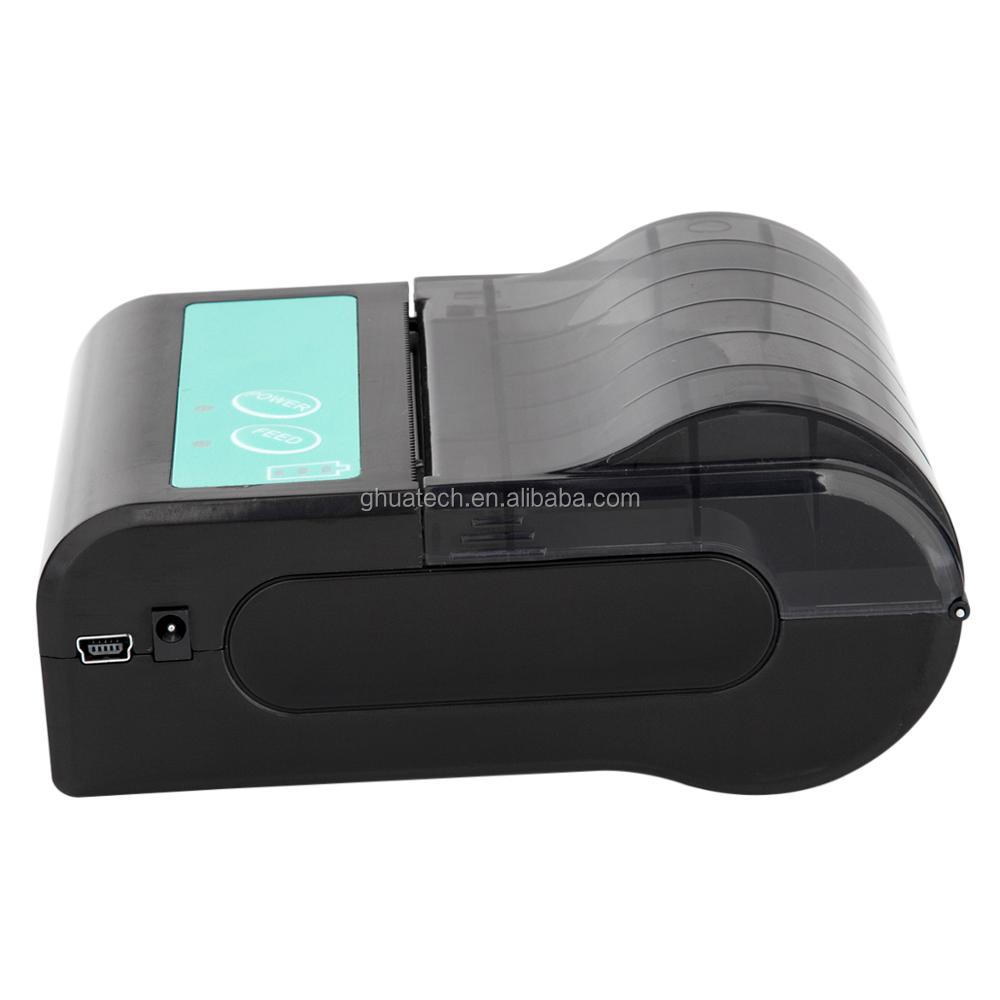 GH Mini Bluetooth mini dot-matrix printer for Android and IOS online order printing