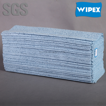High performance most strong meltblown wipe fabric