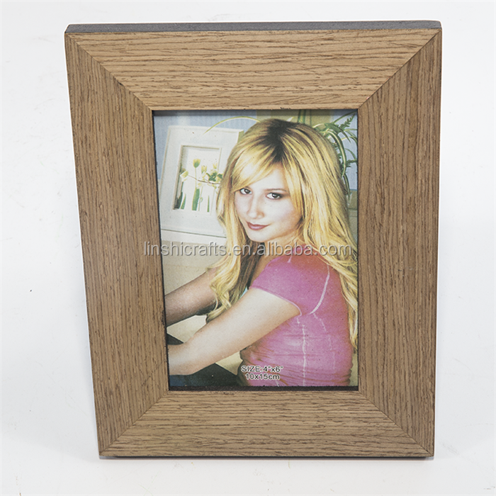 Wholesale DIY Family Picture Wall Photo Frame Wood