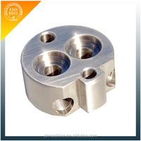 China Supplier custom aluminum machined block
