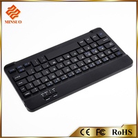 MP-010 Ultra slim Universal wireless bluetooth keyboard for Iphone, Ipad, PC phone, Apple
