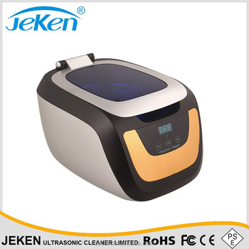 Jeken CE-5700A ultrasound jewelry cleaner with CE certification