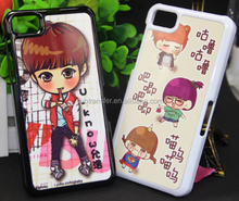 China Wholesale Sublimation Cell Phone Cover for Blackberry Z10