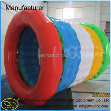 Good quality PVC/TPU plastic inflatable caravan water roller