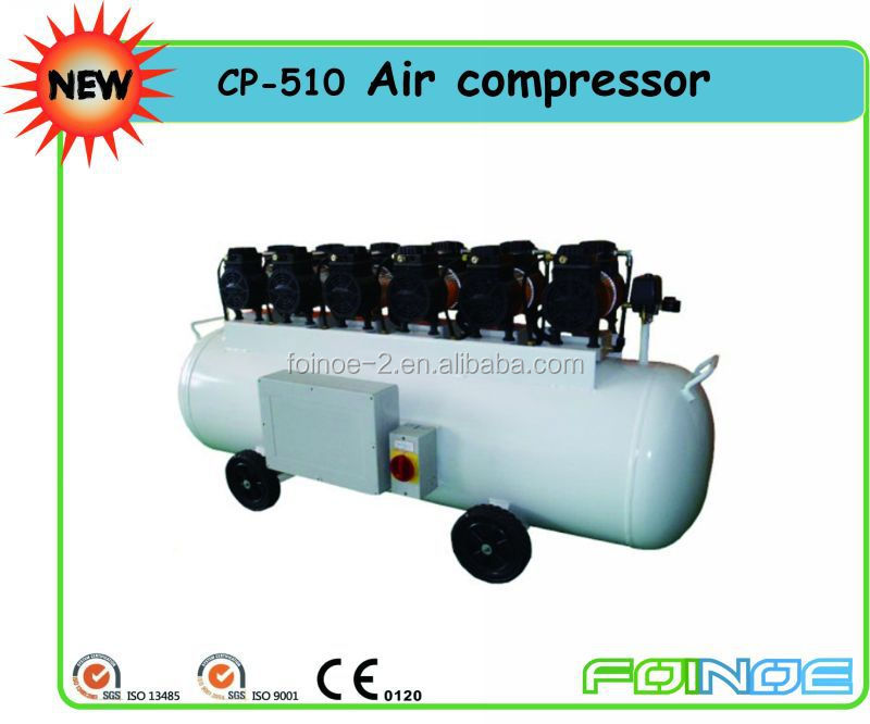 CP-510 CE approved HOT SALE top quality dental air compressor price