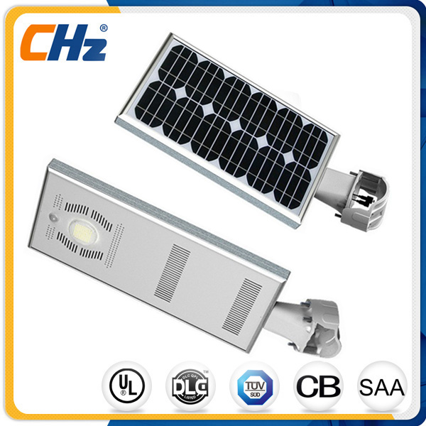 new products lithium battery outdoor integrated solar street light price list