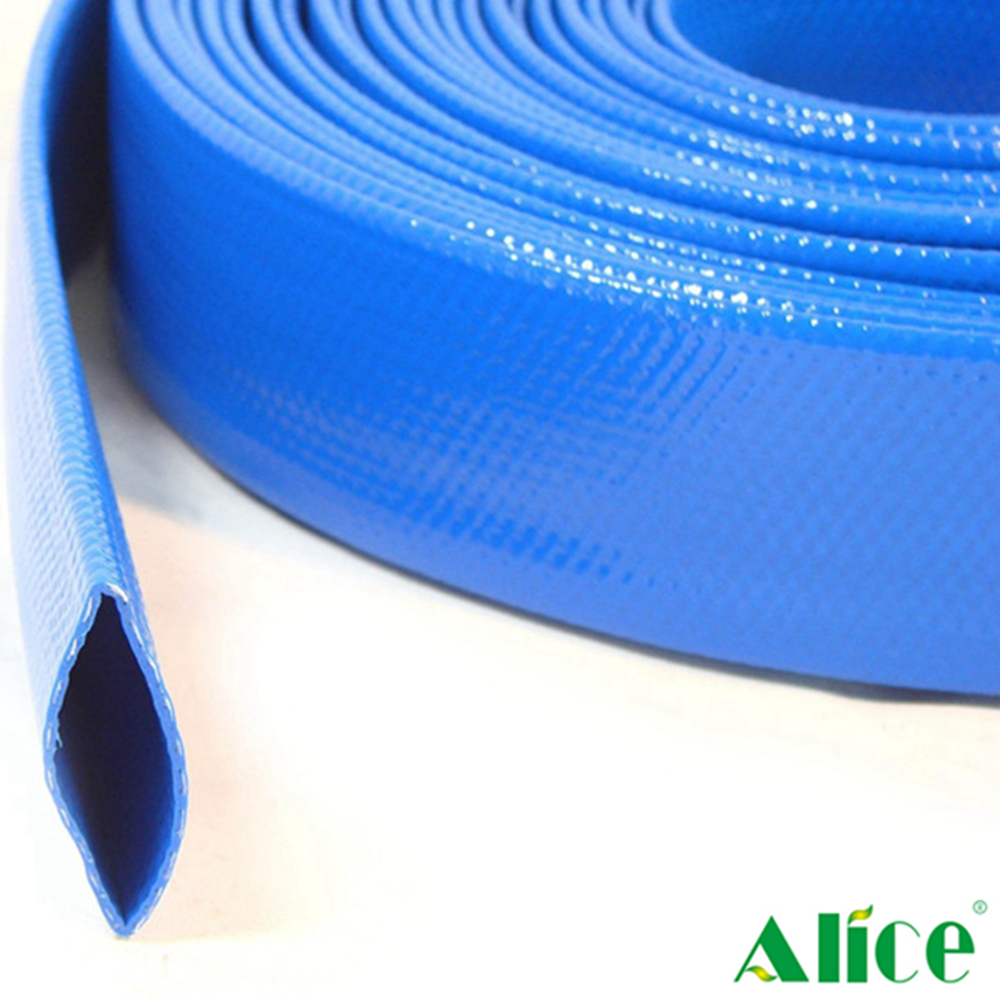 Lay Flat Hose,Pvc Lay Flat Hose,Water Discharge Hose Product on