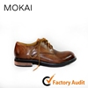 MK141-2 Italian two-ton finish high quality casual women leather shoes