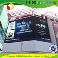 Outdoor P10 fixed install advertising led display cheap led display