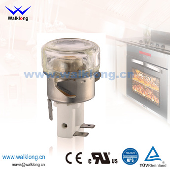 E14 300 Celsius 15W Oven light