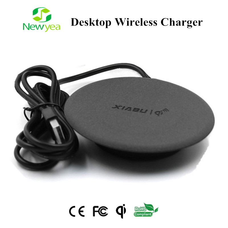 (A41) Qi Universal Wireless Mobile Charger For iphone 6 Samsung Galaxy S6 Note 6
