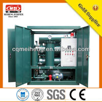 BZ Series Used Transformer Oil Treatments fuel purifier system