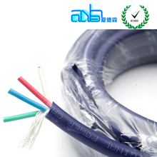 UL 2464 4 cores PVC Insulated cotton line filled electrical Cable