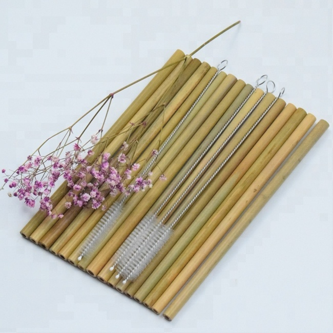 New Manufacture <strong>Natural</strong> Bamboo Straws