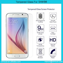 Low Price China TemperedGlass ScreenProtector For Samsung Galaxy S6