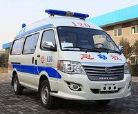 SKB-AC ambulance car price