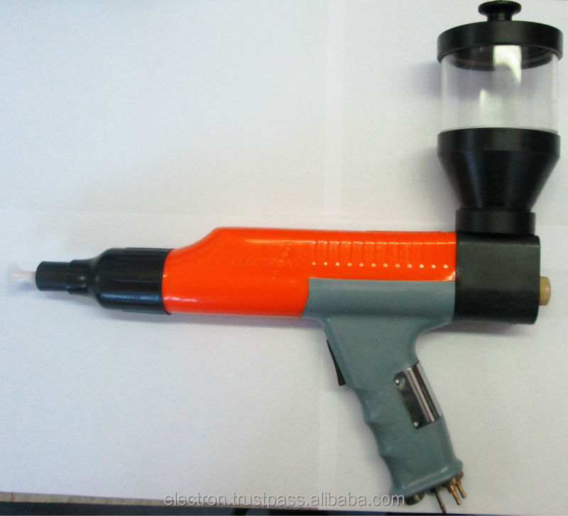 Lab. Type Powder Coating Gun